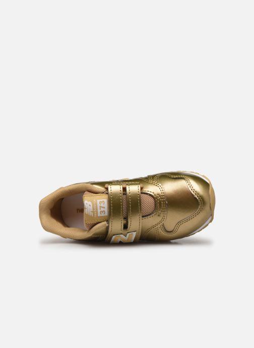 Sneakers New Balance Kv373 Goud en brons links