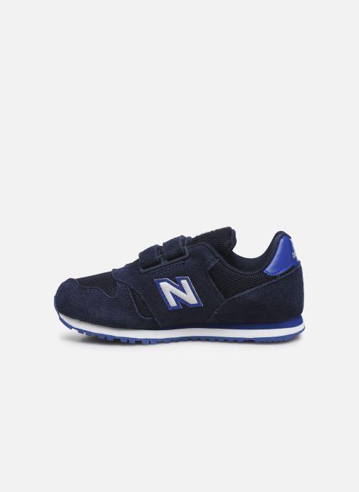 Sneakers New Balance Kv373 Azzurro immagine frontale