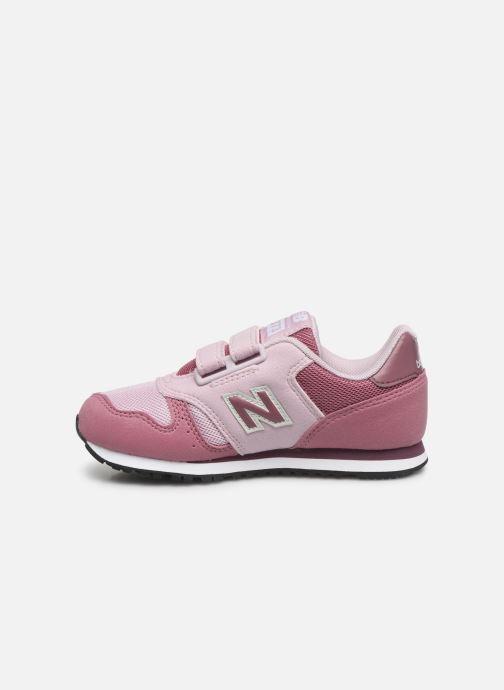 Sneakers New Balance Kv373 Roze voorkant