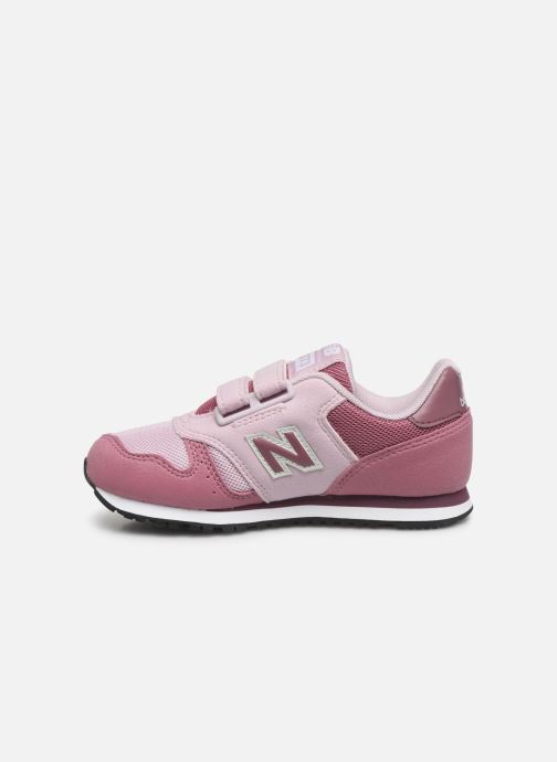 Sneakers New Balance Kv373 Rosa immagine frontale