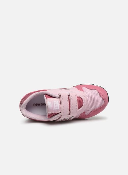 Sneakers New Balance Kv373 Rosa immagine sinistra