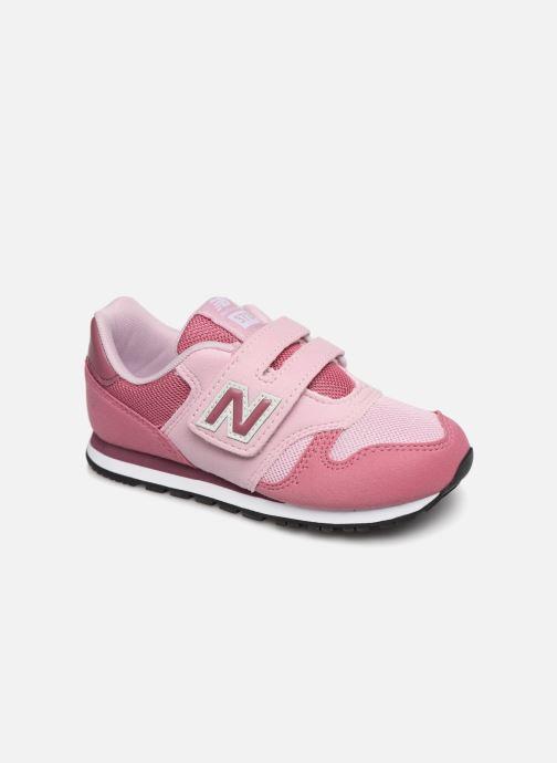 Sneakers New Balance Kv373 Roze detail