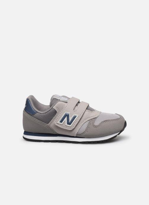 Sneaker New Balance Kv373 grau ansicht von hinten