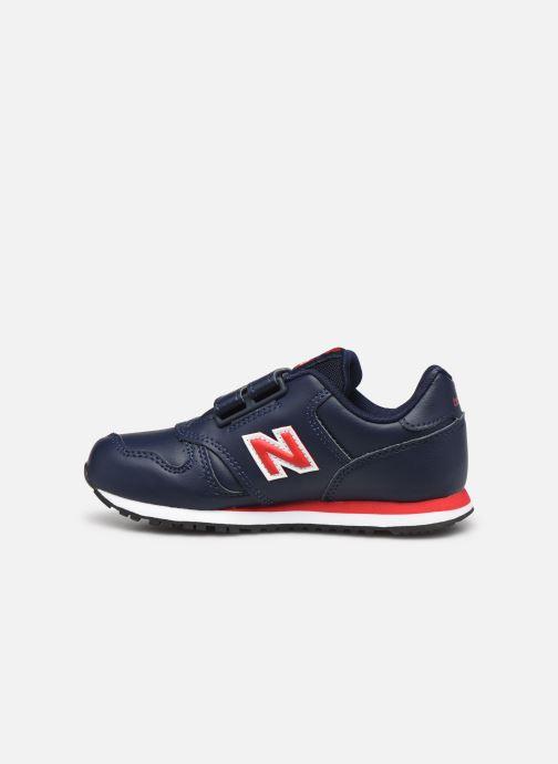 Sneakers New Balance Kv373 Blauw voorkant