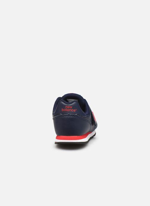Sneakers New Balance Kv373 Azzurro immagine destra