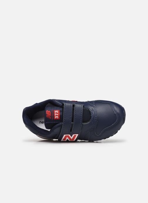 Sneakers New Balance Kv373 Blauw links