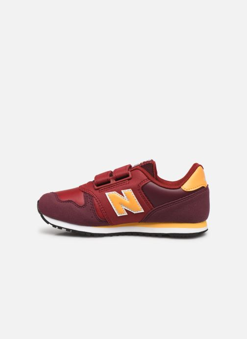 Baskets New Balance Kv373 Rouge vue face