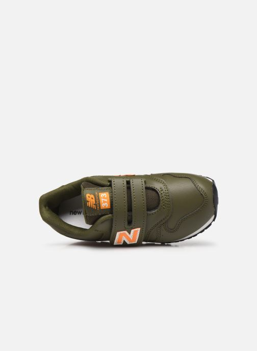 Sneakers New Balance Kv373 Verde immagine sinistra