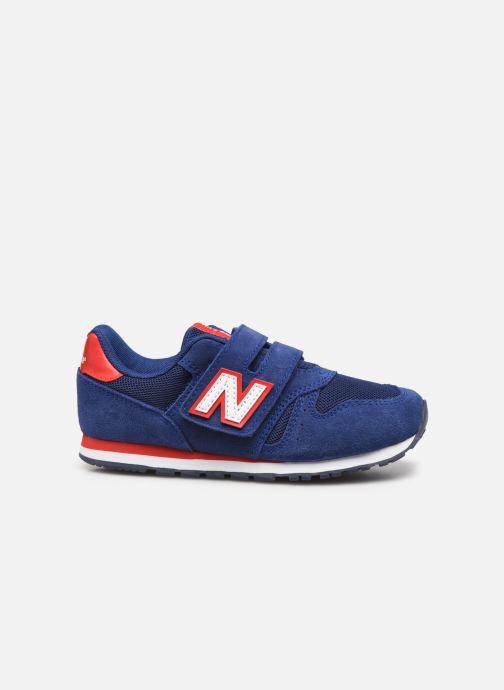 Sneaker New Balance Kv373 blau ansicht von hinten