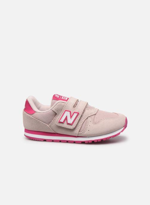 Sneaker New Balance Kv373 rosa ansicht von hinten