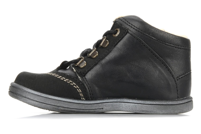 Bottines et boots Kickers Tao Noir vue face