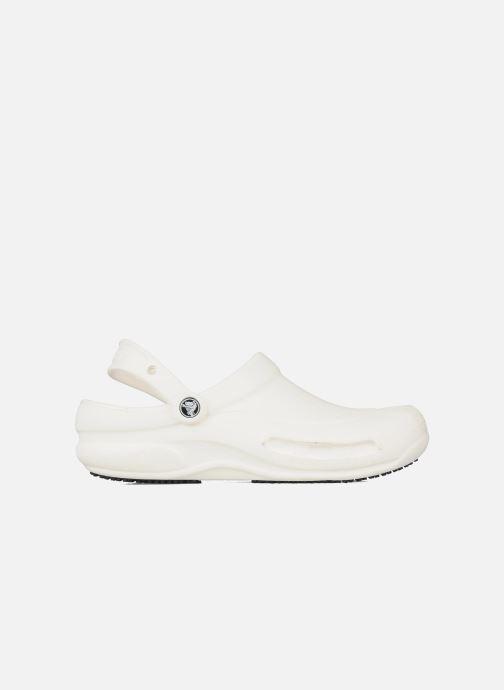 Sandals Crocs Bistro m White back view