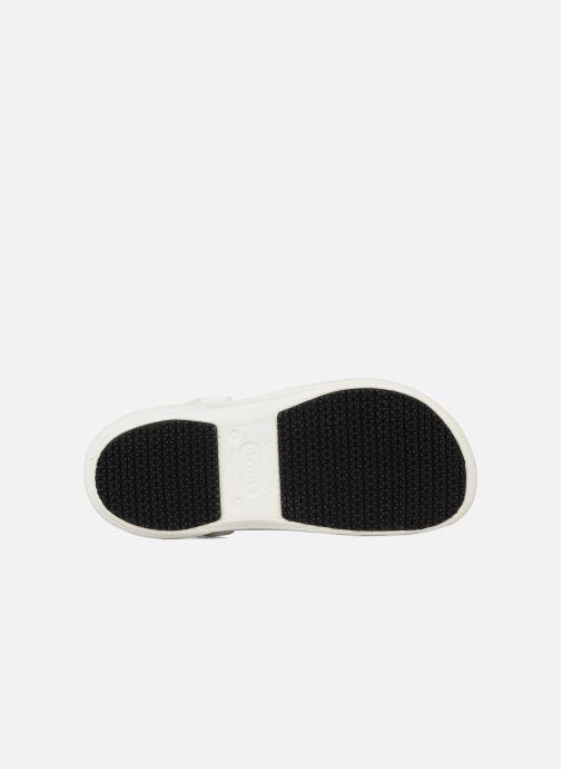 Sandalen Crocs Bistro m weiß ansicht von oben