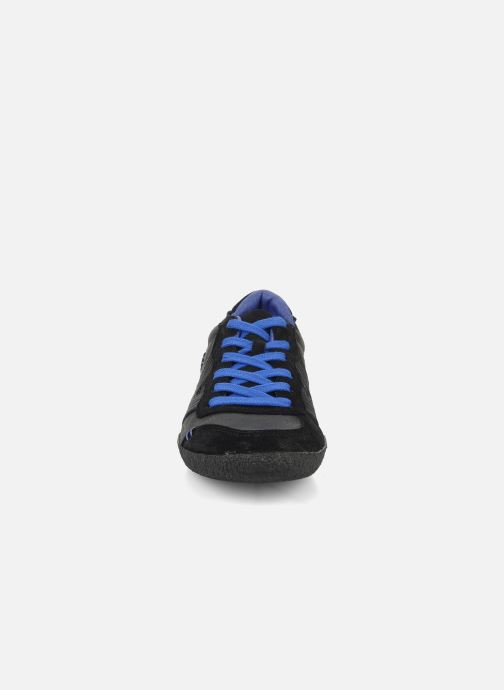 Sneaker Kickers Optimum schwarz schuhe getragen