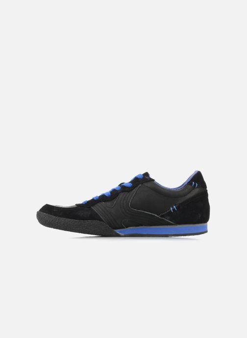 Sneaker Kickers Optimum schwarz ansicht von vorne