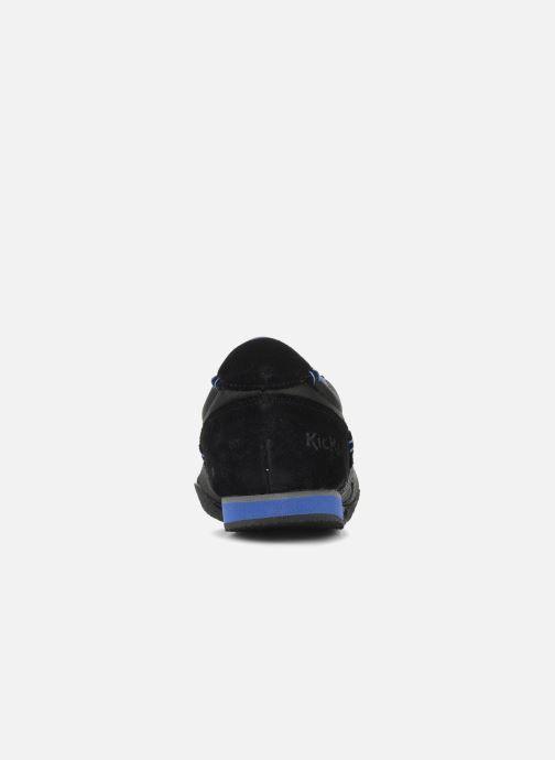 Sneaker Kickers Optimum schwarz ansicht von rechts