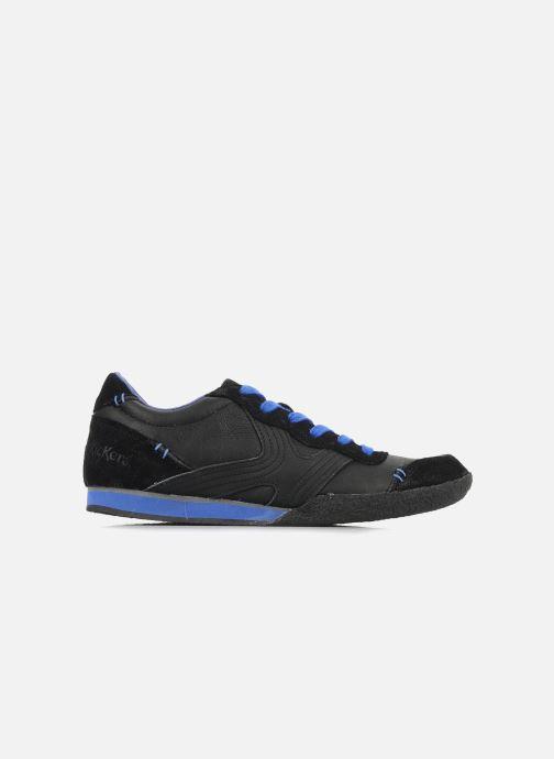 Sneaker Kickers Optimum schwarz ansicht von hinten