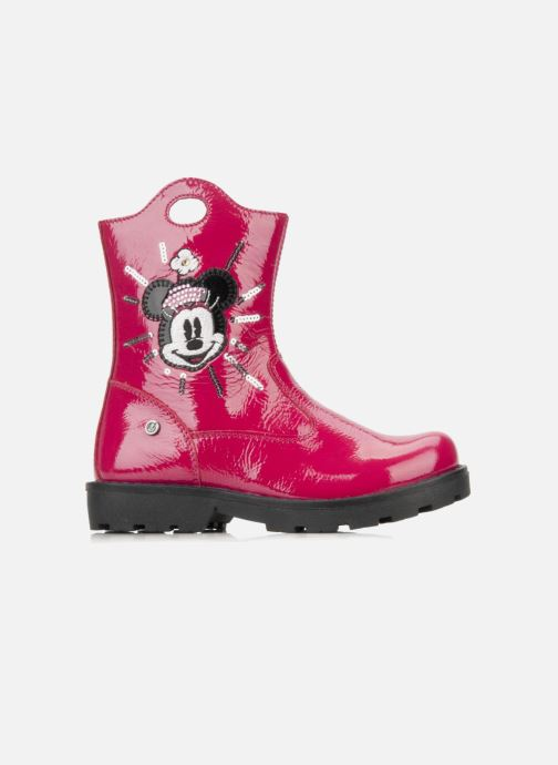 Ankle boots Disney by Naturino Disney 758 Pink back view