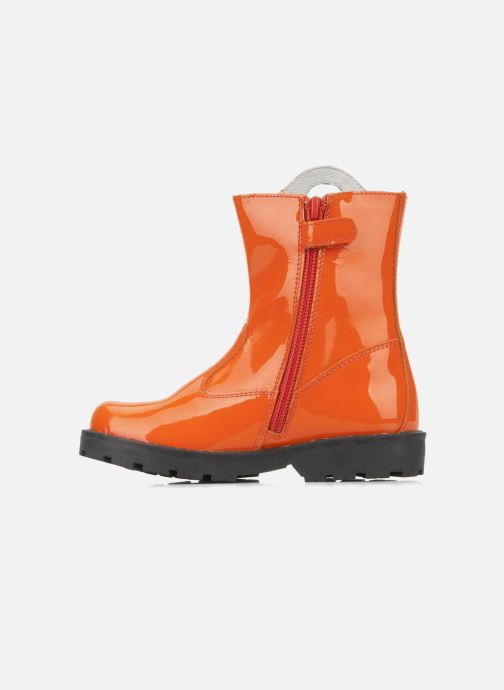 Bottines et boots Disney by Naturino Disney 758 Orange vue face