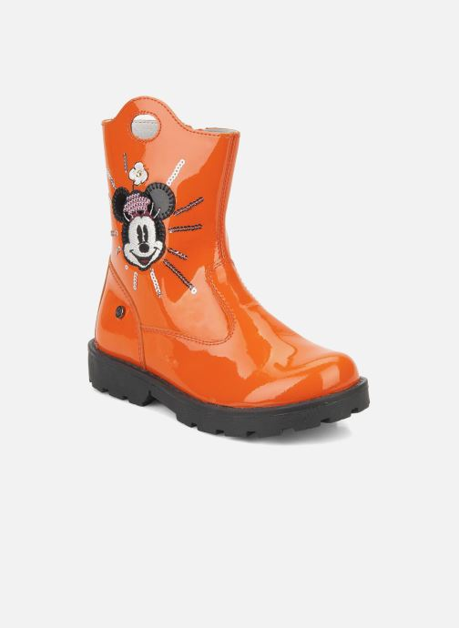 Bottines et boots Disney by Naturino Disney 758 Orange vue détail/paire