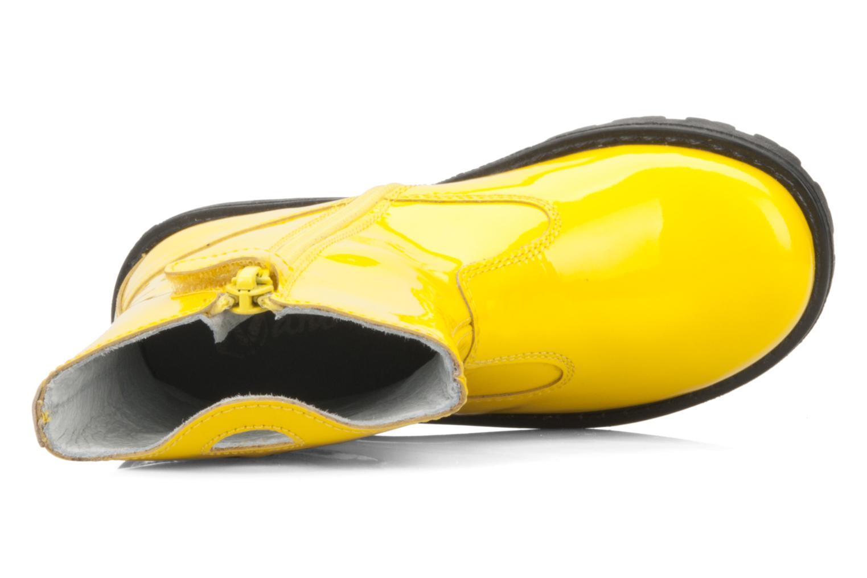 Bottines et boots Disney by Naturino Disney 758 Jaune vue gauche
