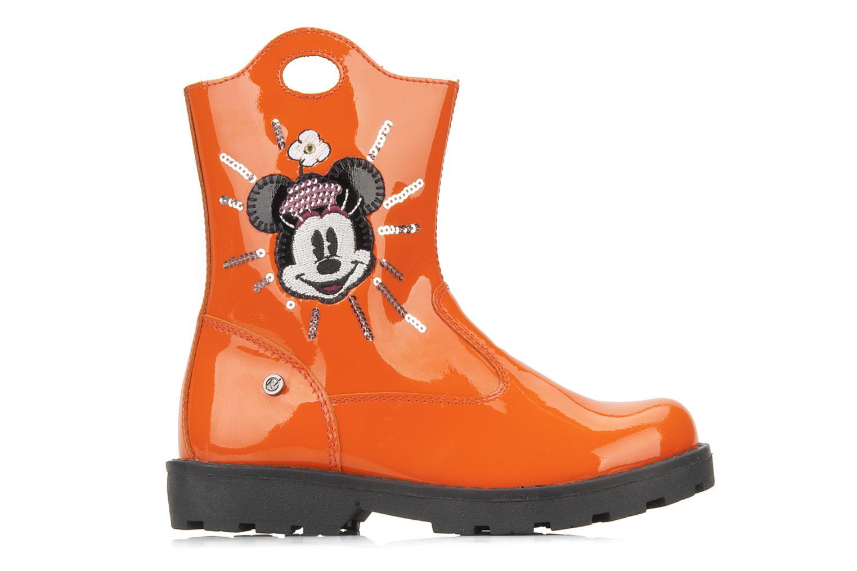 Stivaletti e tronchetti Disney by Naturino Disney 758 Arancione immagine posteriore