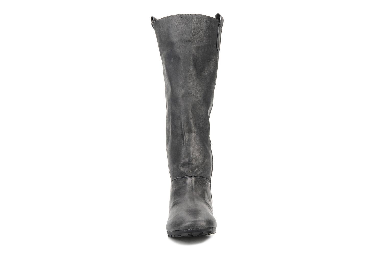 Bottes Acebo's Stuppo Gris vue portées chaussures