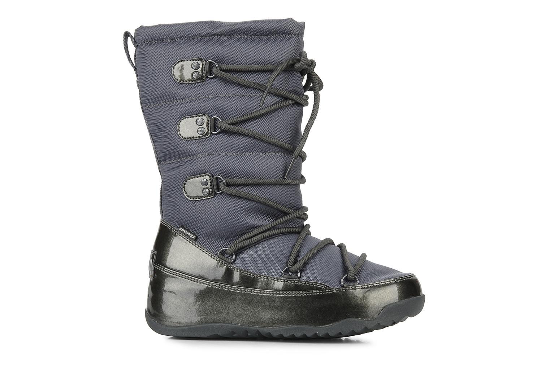 Bottines et boots FitFlop Blizz nylon Gris vue derrière