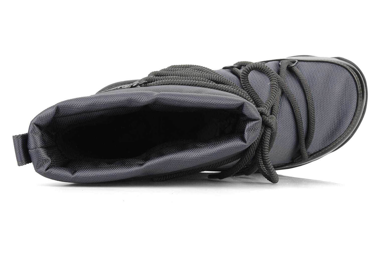 Bottines et boots FitFlop Blizz nylon Gris vue gauche