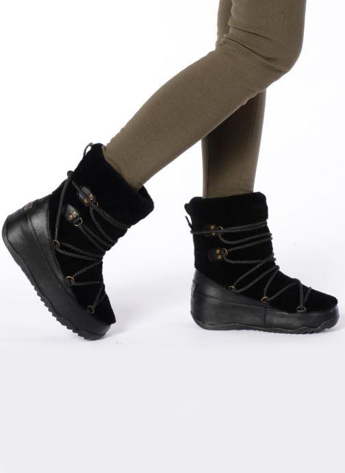 Boots en enkellaarsjes FitFlop Super blizz Bruin onder