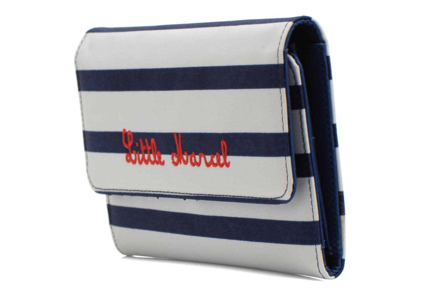 Wallets & cases Little Marcel Noelly Blue model view
