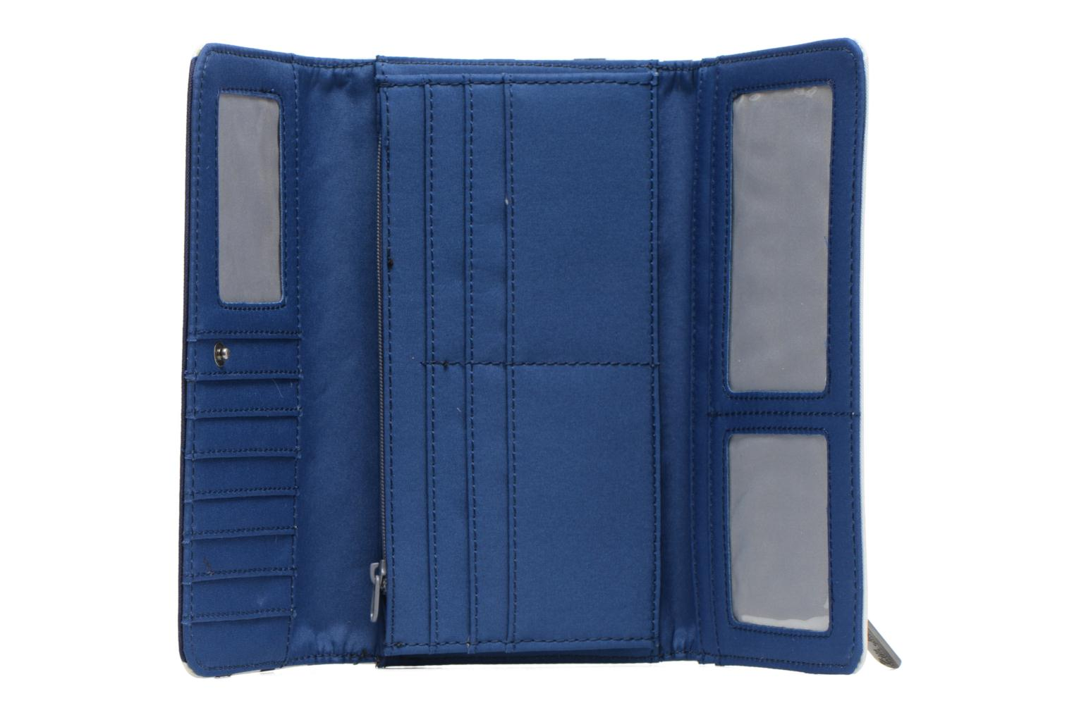 Wallets & cases Little Marcel Noelly Blue back view