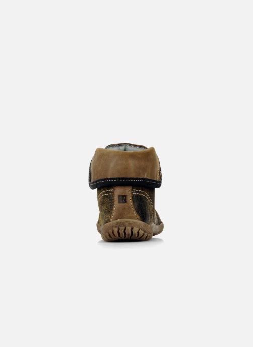 Bottines et boots Noël Mini fizz Marron vue droite