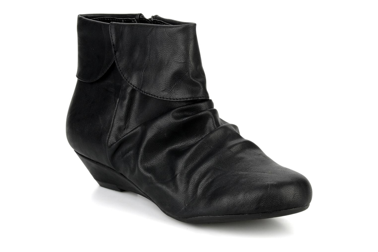 33cb19922 Ankle boots Rocket Dog Thea Black detailed view/ Pair view