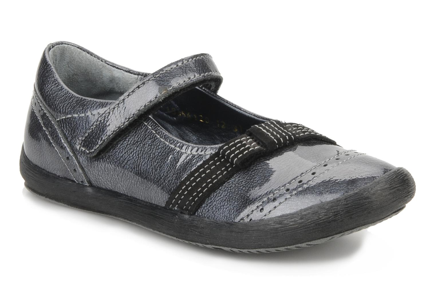 Ballet pumps Mod8 Frisa Grey detailed view/ Pair view