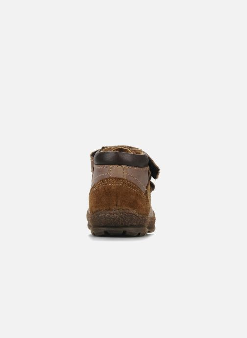 Schoenen met klitteband Mod8 Rado Bruin rechts