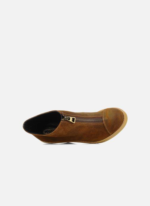 Boots en enkellaarsjes Tatoosh Badiane Bruin links