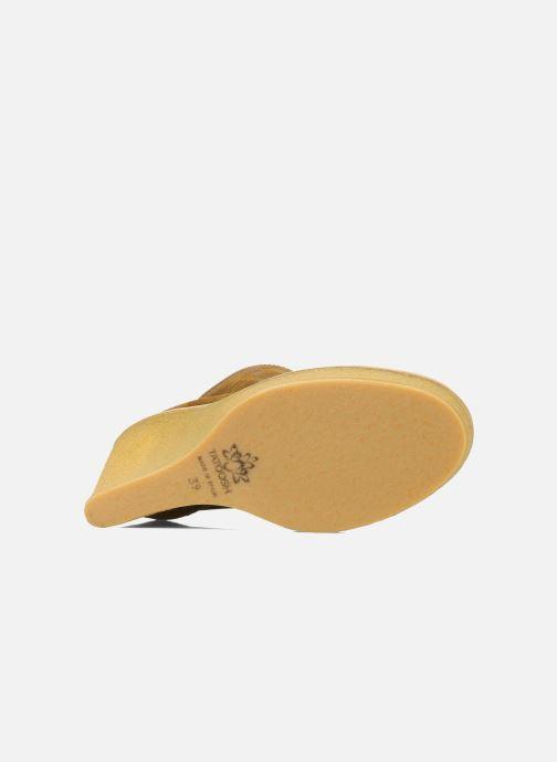 Boots en enkellaarsjes Tatoosh Badiane Bruin boven