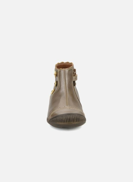 Ankle boots Little Mary Ibiza Brown model view