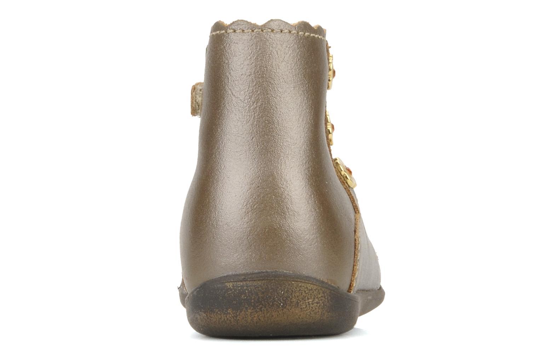 Bottines et boots Little Mary Ibiza Marron vue droite