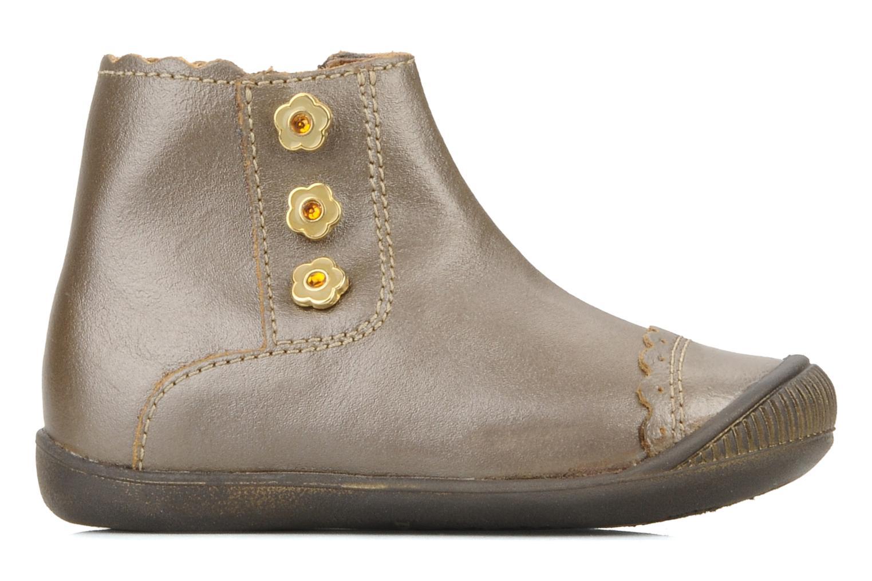 Bottines et boots Little Mary Ibiza Marron vue derrière