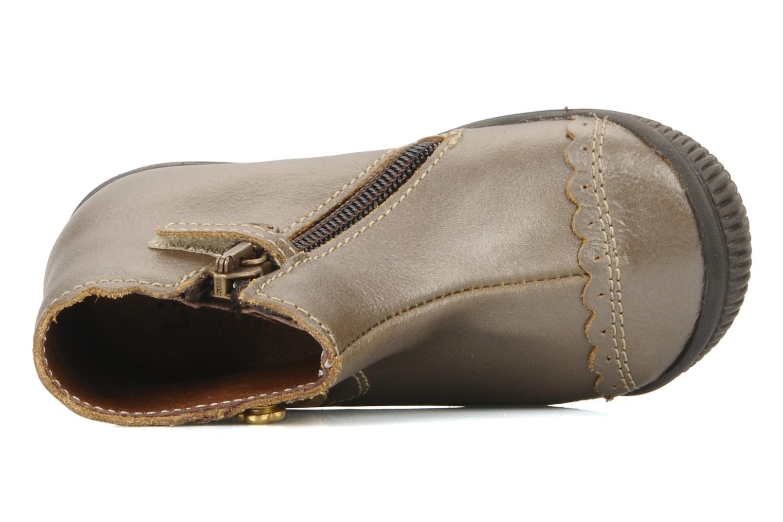 Bottines et boots Little Mary Ibiza Marron vue gauche