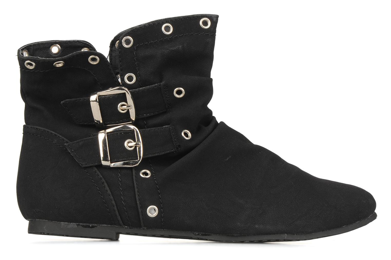 Bottines et boots Latinas Boucli Noir vue derrière