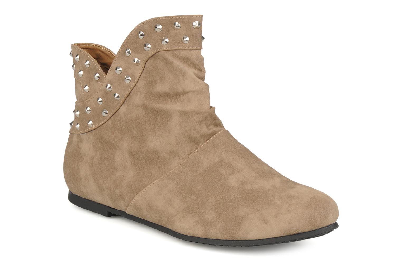 Bottines et boots Latinas Botin Beige vue détail/paire