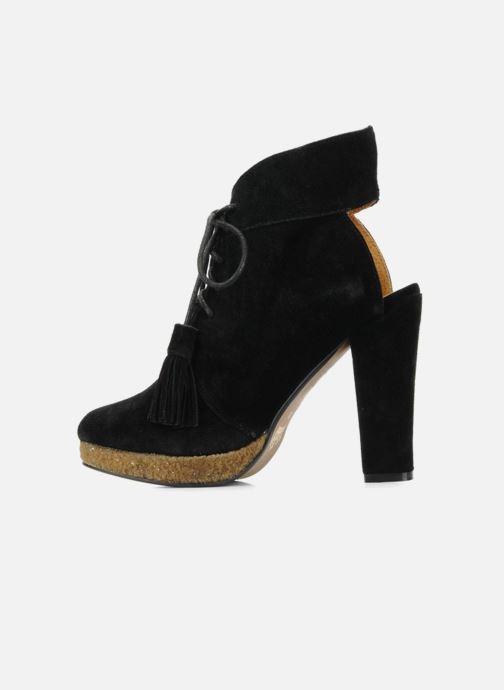 Bottines et boots Friis & company Belinda Noir vue face