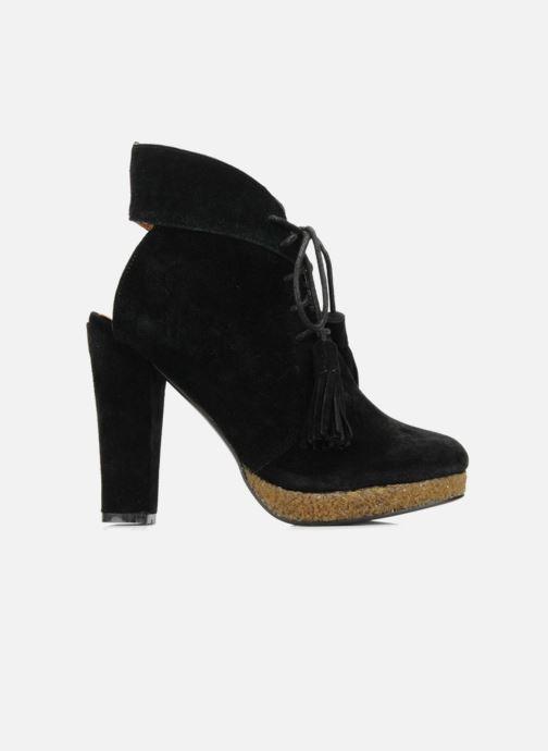 Boots en enkellaarsjes Friis & company Belinda Zwart achterkant