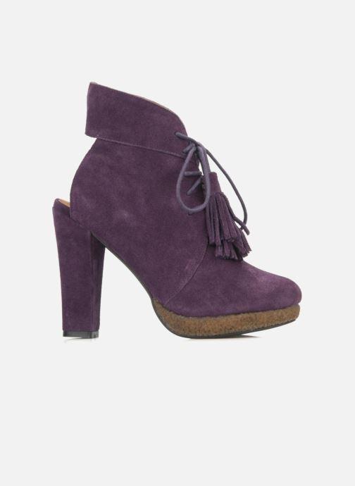 Boots en enkellaarsjes Friis & company Belinda Paars rechts