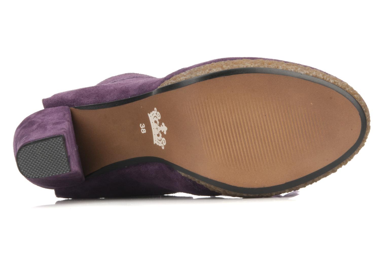 Belinda Company Friis Plum Purple amp; 1qwwxnB5