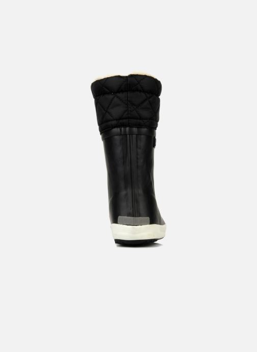 Boots & wellies Aigle Giboulée Black view from the right