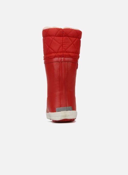 Laarzen Aigle Giboulée Rood rechts